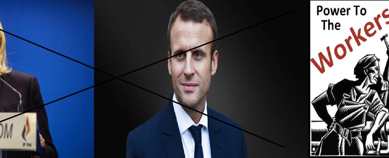 """درس آموزی از انتخابات ریاست جمهوری فرانسه! سوسیالیسم تنها داروی درمان سرطان """"راست افراطی""""!"""