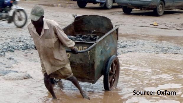 رشد اقتصادی در نیجریه ولی نیازمندان فقیرتر می شوند!