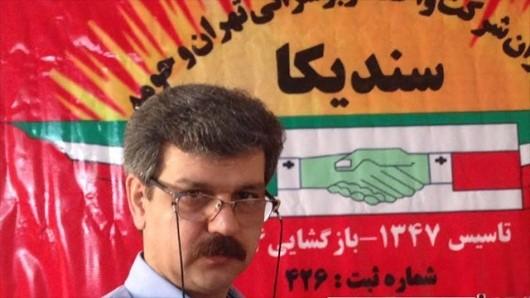رضا شهابی به طور مشروط به اعتصاب غذای خود پایان داد