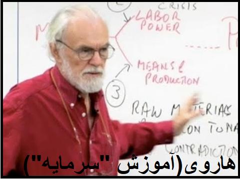 معرفیدانشمند مارکسیستدیویدهاروی(David Harvey)