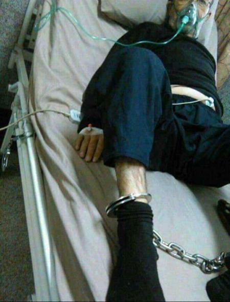 شکل های مستقل کارگری:محمود صالحی باید به فوریت آزاد شود!